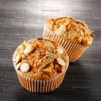 photo recette Muffins pomme, carotte et graines de courge