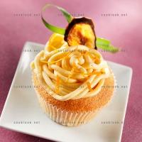 photo recette Cupcake à la banane