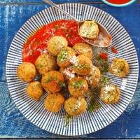 photo recette Boulettes à l'italienne