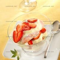 photo recette Tiramisu à la fraise