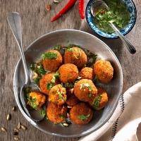 photo recette La craquante patate douce