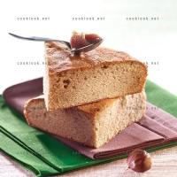 photo recette Moelleux à la crème de marrons