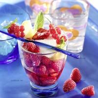 photo recette Fromages blancs aux fruits d'été