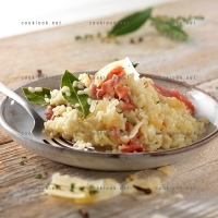 photo recette Risotto au Manchego