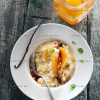 photo recette Riz aux abricots