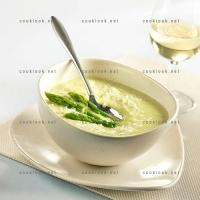photo recette Velouté d'asperges vertes