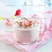 photo recette Gaspacho de radis
