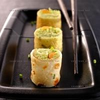 photo recette Makis de légumes