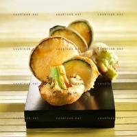 photo recette Tempura de légumes