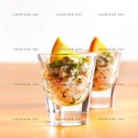 photo recette Crabe et asperge à l'orange