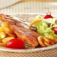 photo recette Escalopes de veau à la mode autrichienne