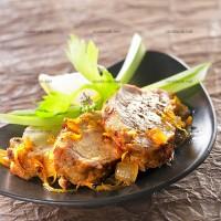 photo recette Marinade de filet mignon aux agrumes
