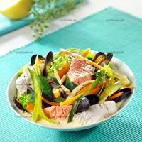 photo recette Waterzoï de poissons