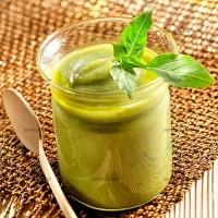 photo recette Soupe de légumes verts