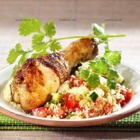 photo recette Pilons de poulet à l'algérienne