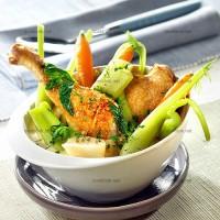 photo recette Waterzoï de poulet