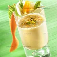 photo recette Cocktail de pomme et à la fleur d'oranger