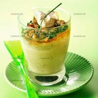 photo recette Flan d'artichauts