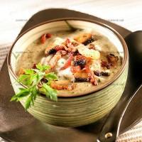 photo recette Velouté de champignons
