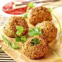 photo recette Boulettes à la thaïlandaise