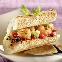 photo recette Sandwich des îles