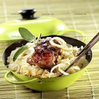 photo recette Choucroute à la chinoise