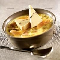 photo recette Flan de foie gras aux fruits secs
