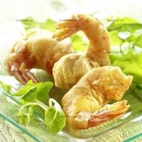 photo recette Beignet de crevettes