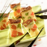 photo recette Tortillas aux légumes