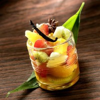 photo recette Fruits aux épices
