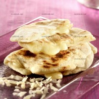 photo recette Cheese naan