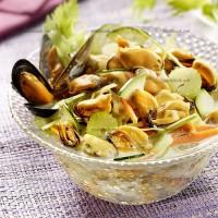 photo recette Court-bouillon de moules et légumes