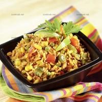 photo recette Riz mexicain