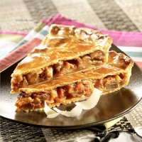 photo recette Tourte Borrequitas
