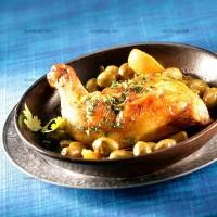 photo recette Cuisses de poulet aux parfums du Maroc