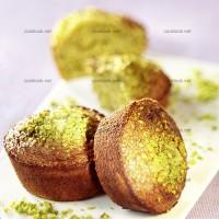 photo recette Petits moelleux citron pistaches