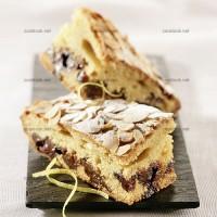 photo recette Gâteau aux pruneaux et amandes