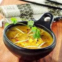 photo recette Soupe de riz aux saveurs de l'Inde