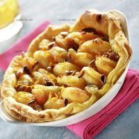 photo recette Tarte aux fruits secs