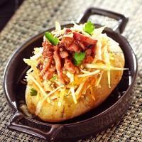 photo recette Pomme de terre à la campagne