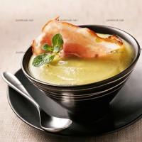 photo recette Soupe campagnarde de pois cassés