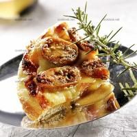 photo recette Tarte mozzarella et figues moelleuses