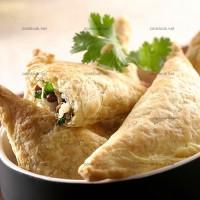 photo recette Samossas de légumes secs et soja