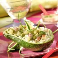 photo recette Avocat créole