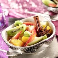 photo recette Salade de fruits aux épices