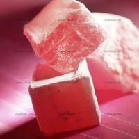 photo recette Loukoums à la rose
