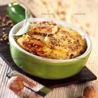 photo recette Pommes de terre gratinées