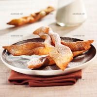 photo recette Bugnes lyonnaises