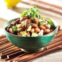 photo recette Salade tricolore
