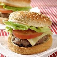photo recette Hamburger